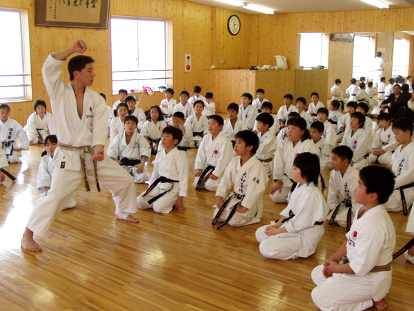 essay japanese martial old school tradition